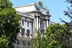 Museo de la etnología en Burggarten Viena, Austria imágenes de archivo libres de regalías