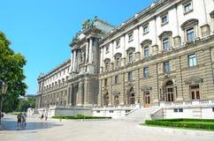 Museo de la etnología en Viena, Austria. fotografía de archivo libre de regalías