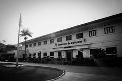 Museo 2 de la geología Fotografía de archivo
