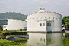 Museo de la guerra del océano de Dongguan Fotos de archivo libres de regalías