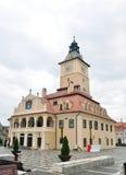 Museo de la historia de Brasov Imagen de archivo libre de regalías