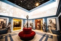 Museo de la historia de judíos polacos Imagen de archivo