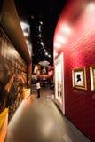 Museo de la historia de judíos polacos Foto de archivo libre de regalías