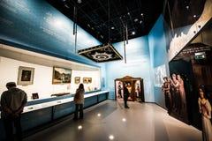 Museo de la historia de judíos polacos Foto de archivo