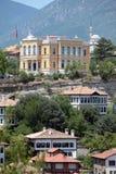 Museo de la historia de la ciudad en Safranbolu imagenes de archivo