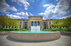 Museo de la historia de Missouri imágenes de archivo libres de regalías