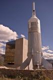 Museo de la historia del espacio Foto de archivo