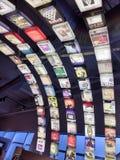 Museo de la historia del ordenador Fotografía de archivo libre de regalías