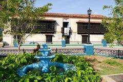 Museo de la historia en Santiago de Cuba, Cuba Foto de archivo libre de regalías