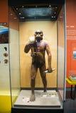 Museo de la historia natural, australopiteco de Asia, China, Tianjin fotos de archivo