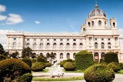 Museo de la historia natural, Viena Imagen de archivo