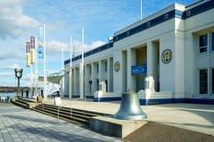 Museo de la historia y de la industria MOHAI Fotos de archivo