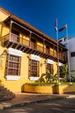 Museo de la Lucha Clandestina Museum of the underground struggle in Stantiago de Cu. Ba royalty free stock photo