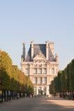 Museo de la lumbrera de París foto de archivo libre de regalías