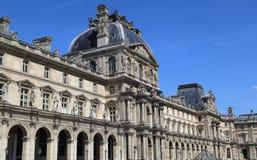 Museo de la lumbrera en París, Francia imagen de archivo