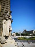 Museo de la lumbrera en París, Francia foto de archivo libre de regalías