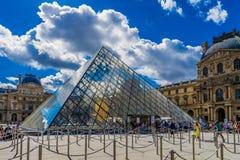 Museo de la lumbrera en París, Francia fotos de archivo