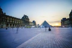 Museo de la lumbrera en París, Francia fotografía de archivo