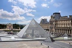Museo de la lumbrera en París, Francia Castillo y palacio históricos fotos de archivo