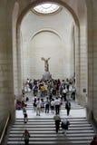 Museo de la lumbrera, París foto de archivo libre de regalías