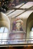 Museo de la lumbrera, París Imagen de archivo libre de regalías