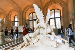 Museo de la lumbrera, París Fotografía de archivo
