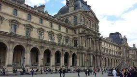 Museo de la lumbrera, París foto de archivo