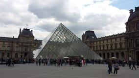 Museo de la lumbrera, París fotos de archivo