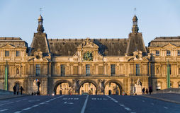 Museo de la lumbrera, París Fotos de archivo libres de regalías