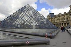 Museo de la lumbrera, París, Francia fotografía de archivo