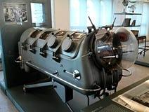 Museo de la medicina de Charite en Berlín foto de archivo