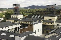 Museo de la mina de carbón de Walbrzych Imagen de archivo libre de regalías
