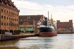 Museo de la nave Fotos de archivo libres de regalías
