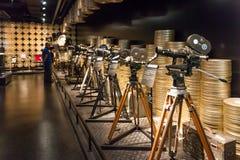 Museo de la película de China Shangai fotos de archivo