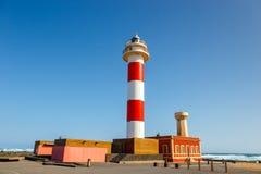 Museo de la Pesca Tradicional, Los Lagos. Fuerteventura, Spain royalty free stock image