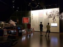 Museo de la Primera Guerra Mundial dentro de Kansas City los E.E.U.U. imágenes de archivo libres de regalías