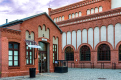 Museo de la sublevación de Varsovia Foto de archivo libre de regalías