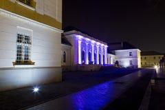 Museo de la unión de Alba Iulia Imágenes de archivo libres de regalías