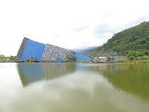 Museo de Lanyang fotos de archivo
