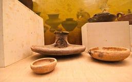 Museo de las antigüedades Imagen de archivo