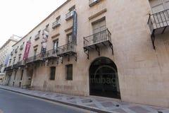Museo de las bellas arte de la ciudad de Alicante Foto de archivo