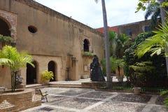 Museo De Las Casas Reales 45 Fotografia Stock