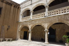 Museo De Las Casas Reales 58 Royalty Free Stock Photo