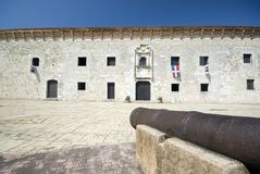 Museo de las casas reales santo domingo Stock Photography