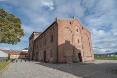 Museo de las fuerzas armadas de Oslo fotos de archivo