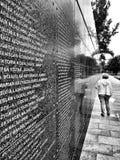 Museo de levantamiento de Varsovia Mirada artística en blanco y negro Fotografía de archivo libre de regalías