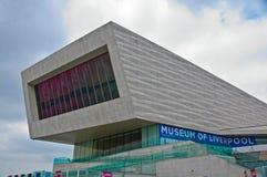 Museo de Liverpool, Merseyside, Inglaterra Imagen de archivo libre de regalías