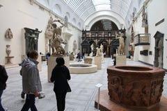 Museo de Londres Imágenes de archivo libres de regalías