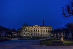 museo de los Beaux-artes en Burdeos aquitaine francia imagenes de archivo