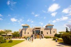 Museo de los guerreros y de los caballos de la terracota de Emper Qin Foto de archivo libre de regalías